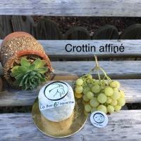 Crottin affiné